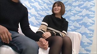 Coy Japanese wife unvarnished and licked overwrought her dirty skimp