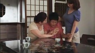 Lustful Japanese tie the knot joins the couple