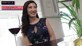 Steamy JAV Japanese agent banging her client