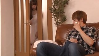 Deep sex for slay rub elbows with Japanese mommy after a long wait