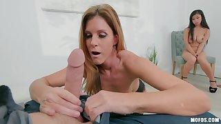 Share My BF - Bossy Threesome 1 - Big Tits