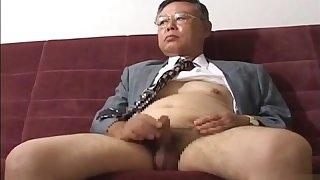 Japanese superannuated pauper