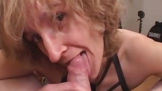 Jocular mater amateur sexual intercourse wife gives head more burst out with